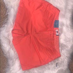 Peach shorts 🍑
